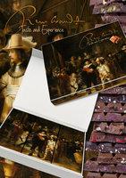 CHOCBOX  met 3x100gram chocoladetablet(box beplakt buitenzijde+binnenzijde)  [GLOSSY BIO]