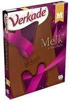 VERKADE CHOCOLADELETTERS melk assorti groot