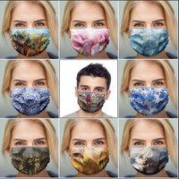 Wasbare mondkapjes diverse designs {CE-gekeurd  en TNO-Certificaat}