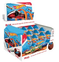 CHOCOLATE EGGS [HOT WHEELS] Zaini