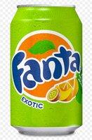 FANTA EXOTIC BLIK (INTERNATIONAAL)