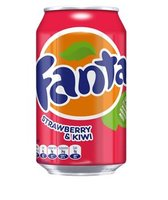 FANTA STRAWBERRY/KIWI BLIK (INTERNATIONAAL)