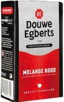 DOUWE EGBERTS KOFFIE SNELFILTER ROOD MELANGE 250GRAM