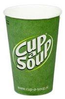 BEKER KARTON CUP A SOUP 175ml
