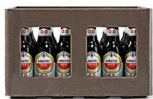 AMSTEL MALT BIER KRAT (0.0% alcohol)