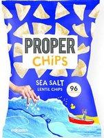 PROPER CHIPS LENTIL SEA SALT