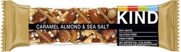 BE KIND CARAMEL ALMOND EN SEASALT