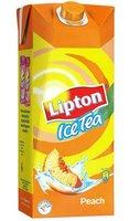 LIPTON ICE TEA PEACH NO BUBBLES PAK