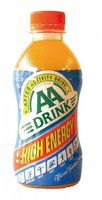 AA DRINK HIGH ENERGY/ORANGE PET NEW