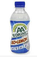AA DRINK ISO LEMON PET