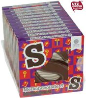 CHOCOLADELETTERS STEENLAND