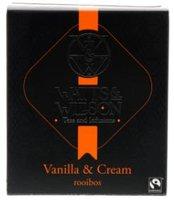 WATTS&WILLSON TEA ROOIBOS VANILLA CREAM