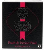 WATTS&WILLSON TEA SENSCHA PEACH PASSION FRUIT