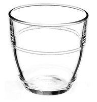 GLAS TUMBLER 22CL 1050D GIGOGNE