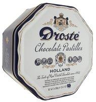 DROSTE BLIK  CHOCO PASTILLES (8KANT DOOSJES) 2X200GR