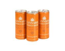 ENERGY DRINK CANNABIS MANGO