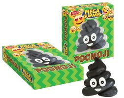 Mega Gummies - Emoticon Poop
