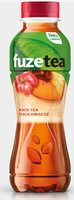 FUZE TEA BLACK PEACH HIBISCUS PET