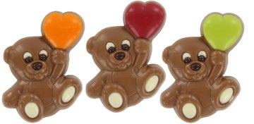 CHOCO BEER MET HART ASSORTIMENT (144st)