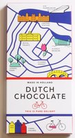 DUTCH CHOCOLATE TABLET CITY MAP PUUR
