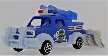 VIDA BORDER POLICE CAR WITH LIGHT