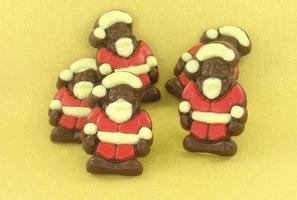 Kerstman rood