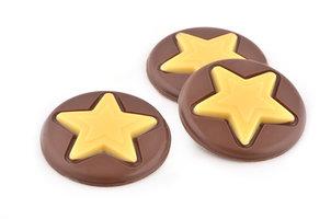 Flikken met gele ster