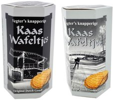 HARTIGE CHEESE WAFERS ZILVER
