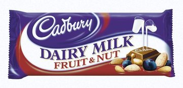CADBURY FRUIT&NUT