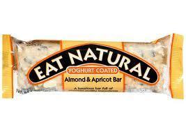EAT NATURAL APRICOT & YOGHURT ORANJE