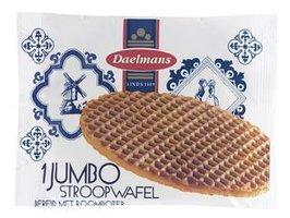 STROOPWAFELS JUMBO 1-PACK DAELMANS