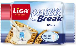 LIGA MILKBREAK MELK