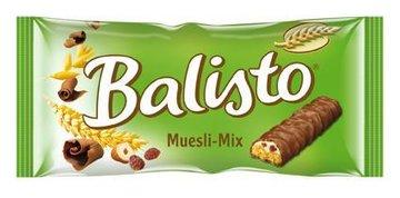 BALISTO GROEN/MUESLI