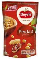 DUYVIS PINDA'S GEZOUTEN ZAKJES