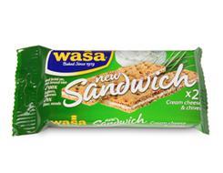 WASA SANDWICH ROOMKAAS&BIESLOOK/ GROEN