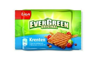 EVERGREEN KRENTEN 2st