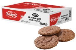HAMBURGERS EXTRA BECKERS 100gr