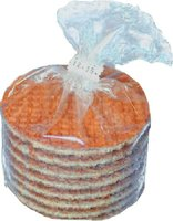 STROOPWAFELS BLANCO 8 PACK ROOMBOTER
