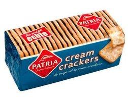 CREAM CRACKERS PATRIA