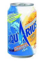 AQUARIUS ORANGE BLIK