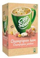 CUP A SOUP CHAMPIGNON/ HAM