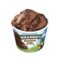 BEN&JERRY'S WICH CHOC FUDGE BROWNIE  U.A. VANAF 2018
