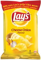 LAY'S CHIPS CHEESE/ONION