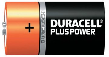 DURACELL PLUS KL. STAAF