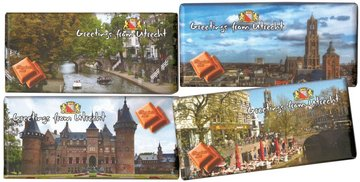 CHOCOLADE TABLET MELK Utrecht [GLOSSY BIO]