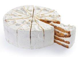 HIGH CAKE CARROT (14 PUNTEN)