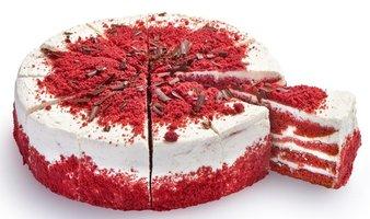 HIGH CAKE RED VELVET (12 PUNTEN)