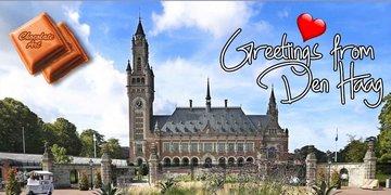 CHOCOLADE TABLET MELK Den Haag/Scheveningen