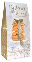 HARTIGE GOUDA&CHIVES BISCUITS GOLD T044