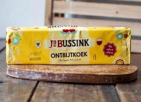 BUSSINK ONTBIJTKOEK/HONEYCOOK